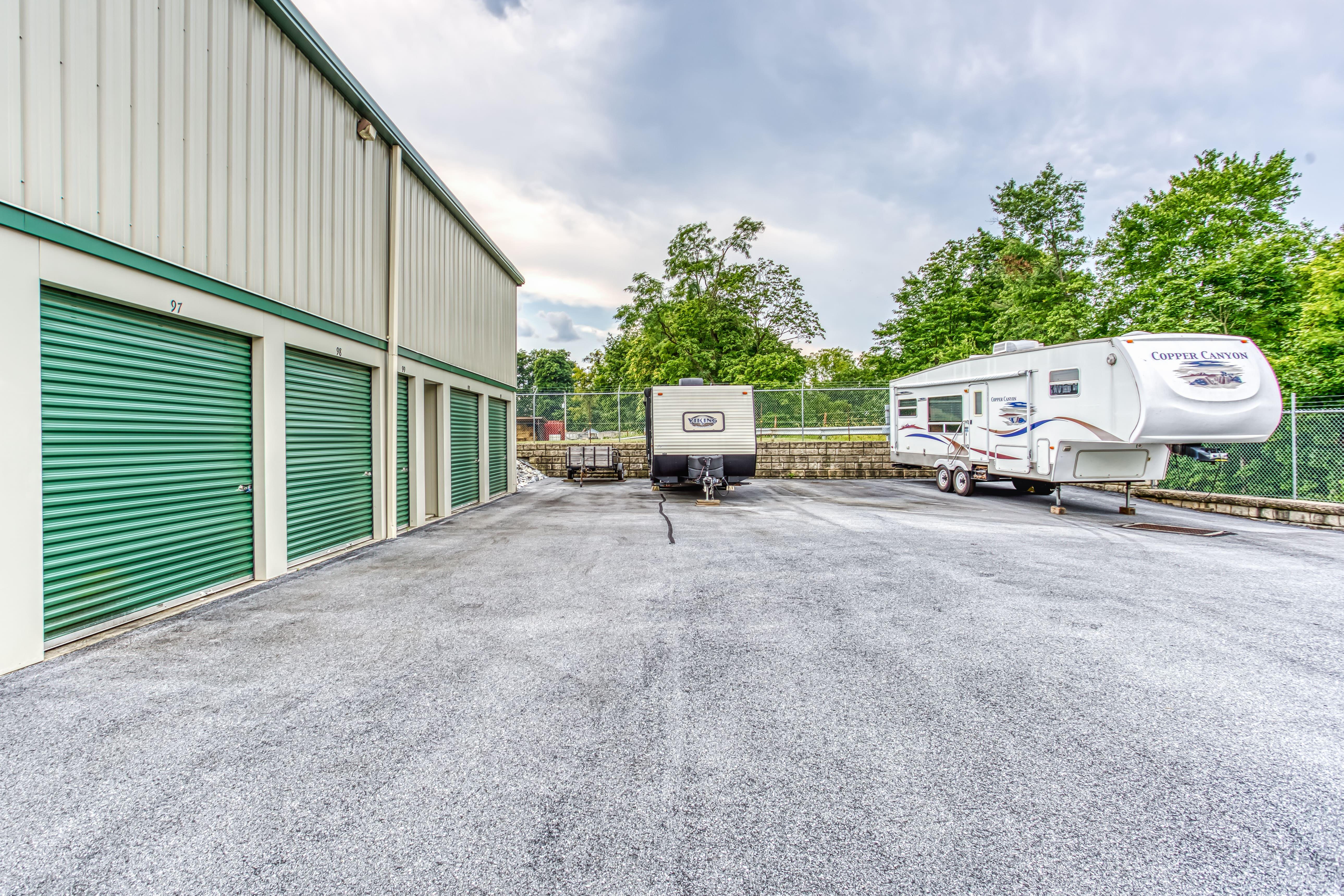 RV Storage in Harrisburg PA