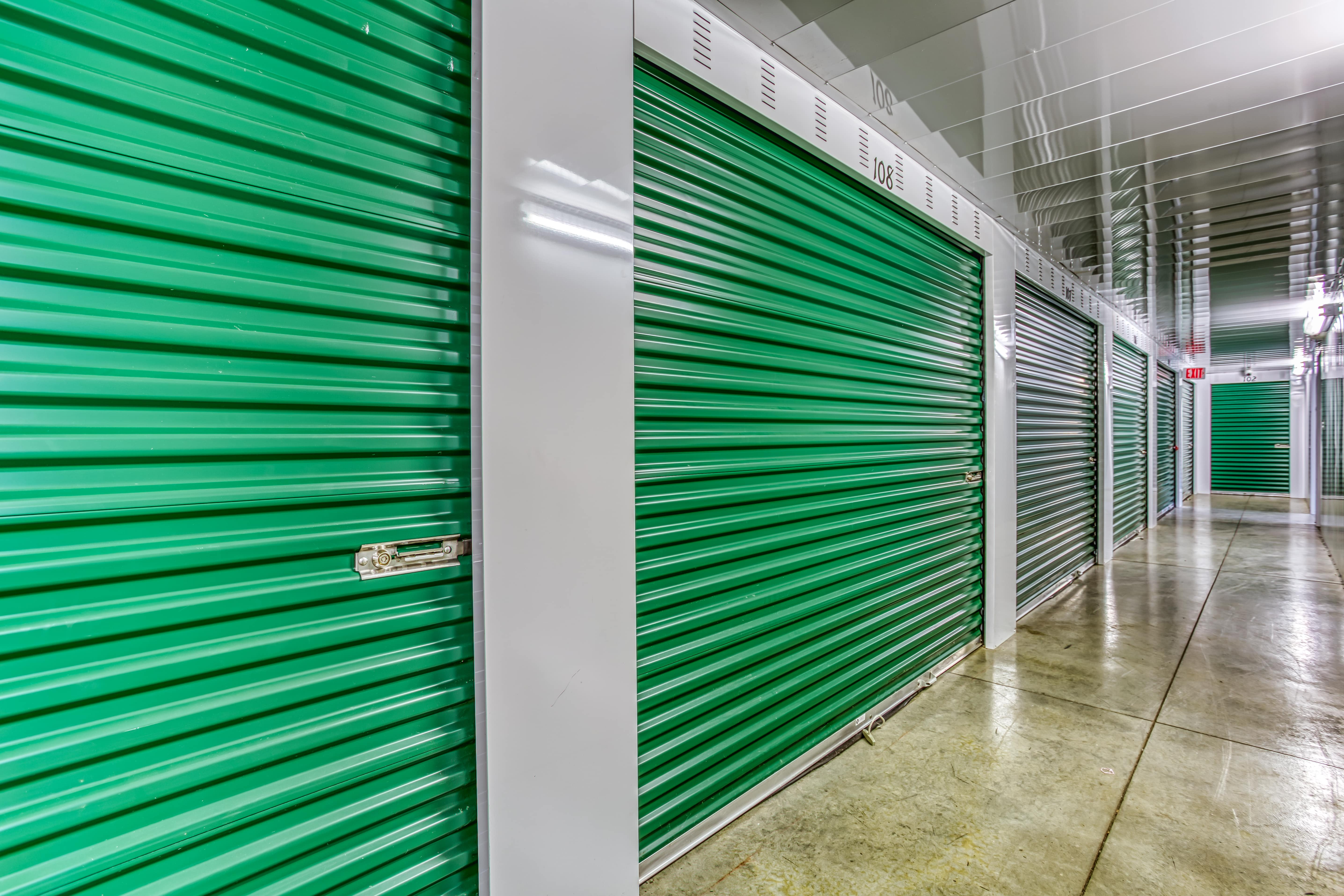 Large Indoor Storage Units in Harrisburg PA