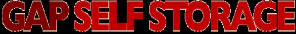 Gap Self Storage logo