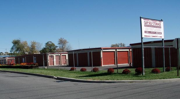 GAP Self Storage - Lexington location