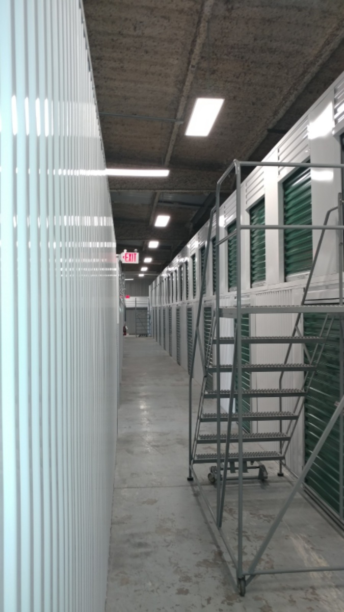 Indoor Storage Units in Odessa, TX