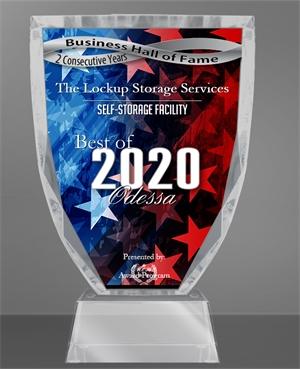 2020 Best of Odessa Award