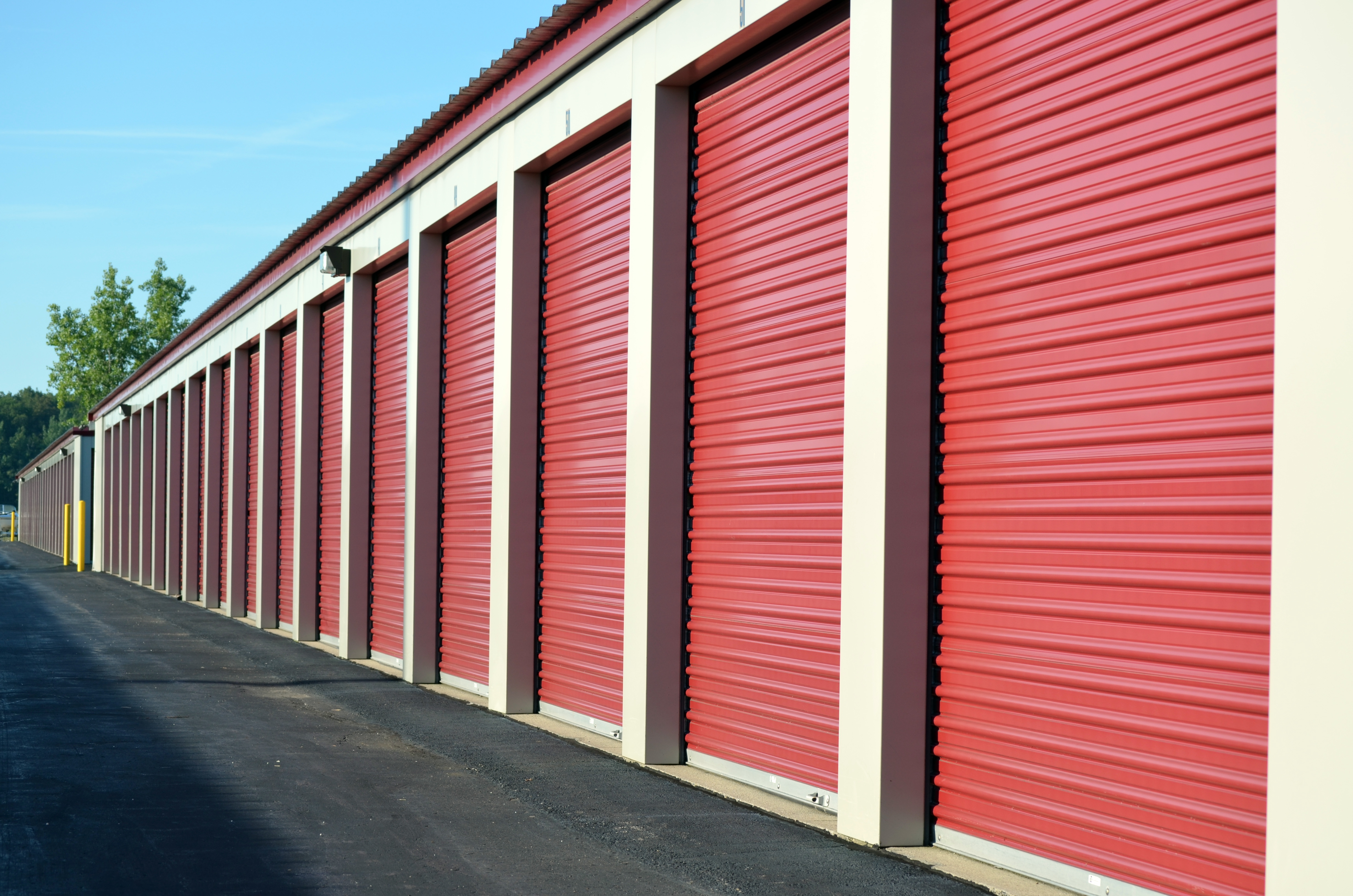 Alpha Type Storage drive up units in Eagle, MI