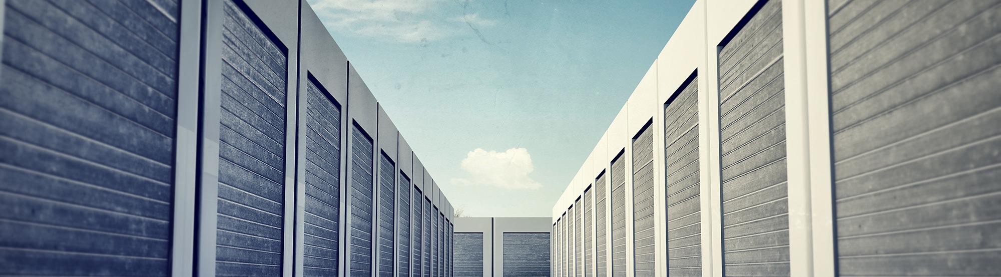 web self storage
