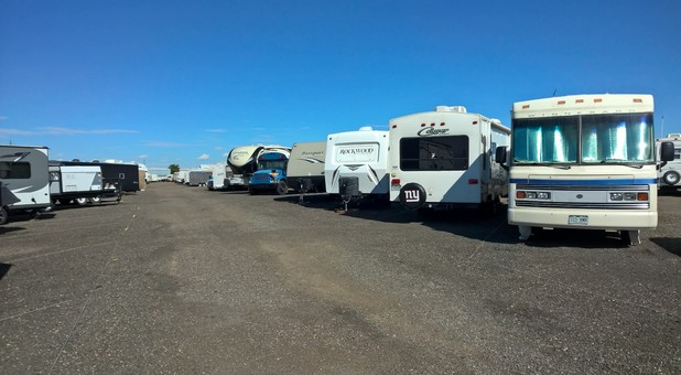 AARV RV and auto storage RV Parking