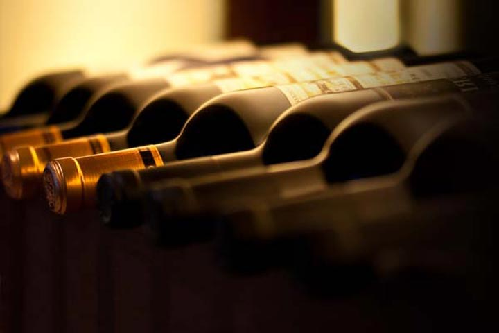 Wine Storage Open And Accepting Reservations