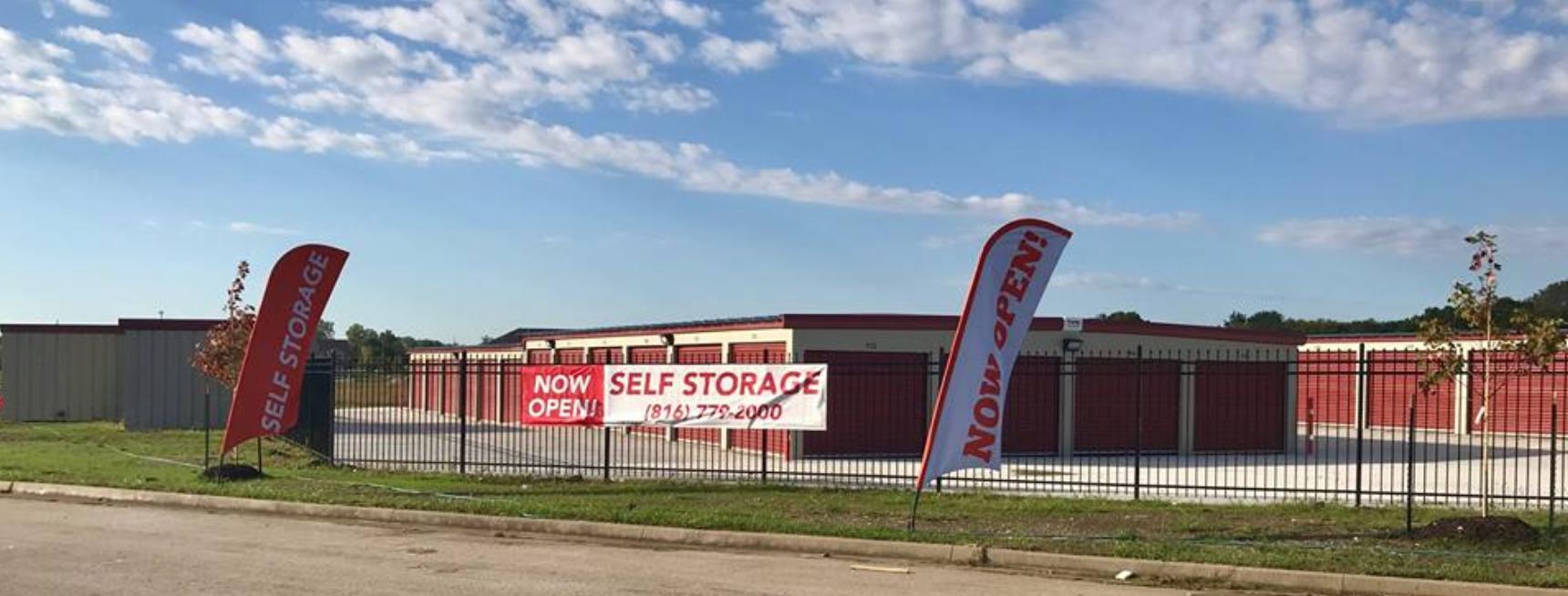 KC South Self-Storage - Peculiar