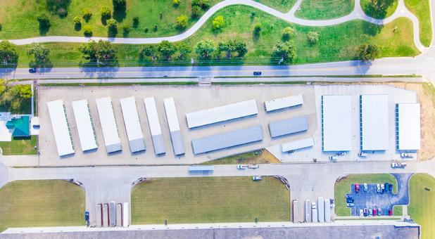 Self Storage Buildings Terre Haute, IN
