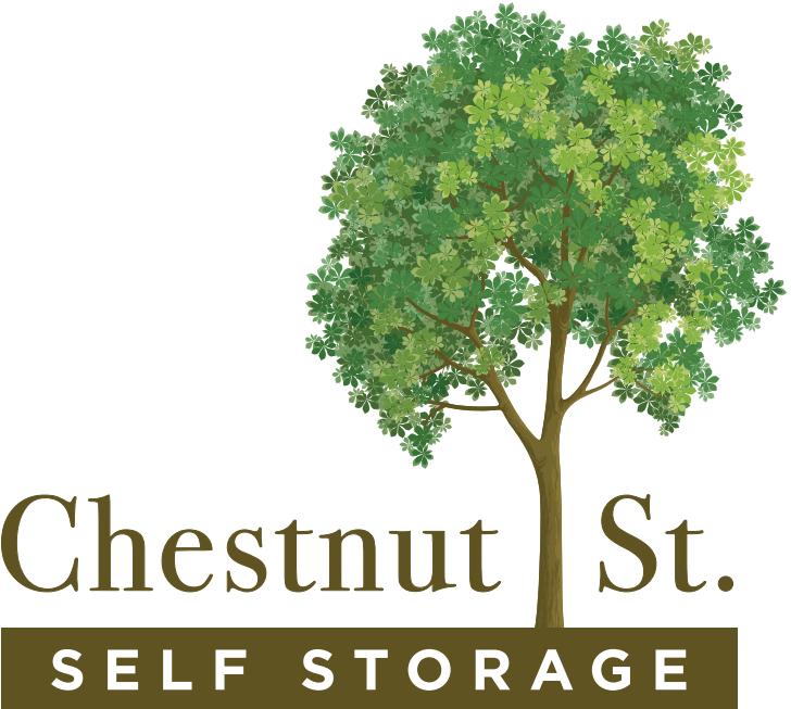chestnut street self storage logo