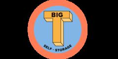 Big Tee's Self Storage logo