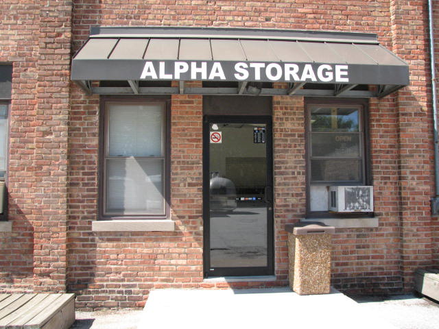 Alpha Storage - Hammond