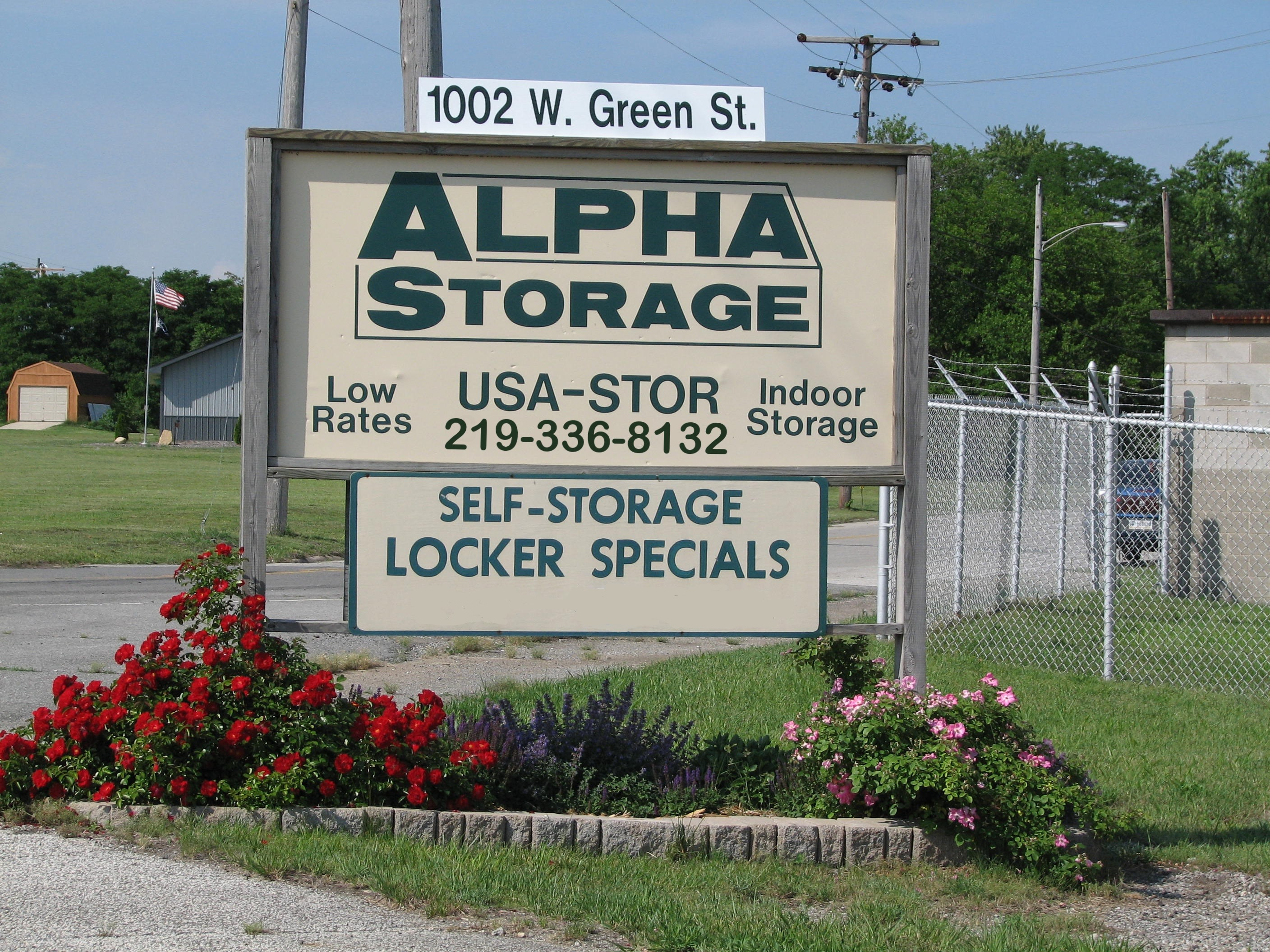 Alpha Storage - Michigan City