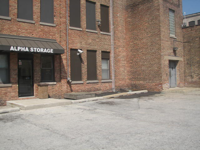 Alpha Storage Hammond Office