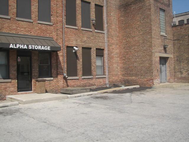 Alpha Storage Hammond Office