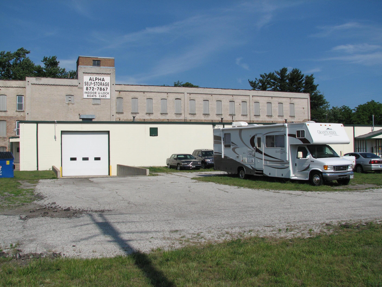 Alpha Storage Michigan City Outdoor Storage