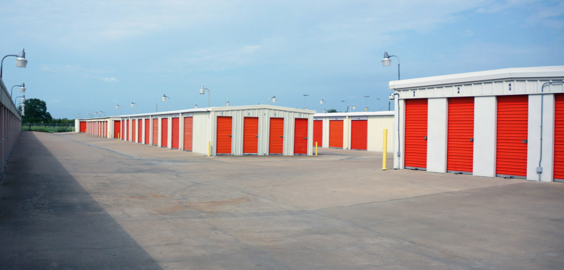 Outdoor Access Self Storage