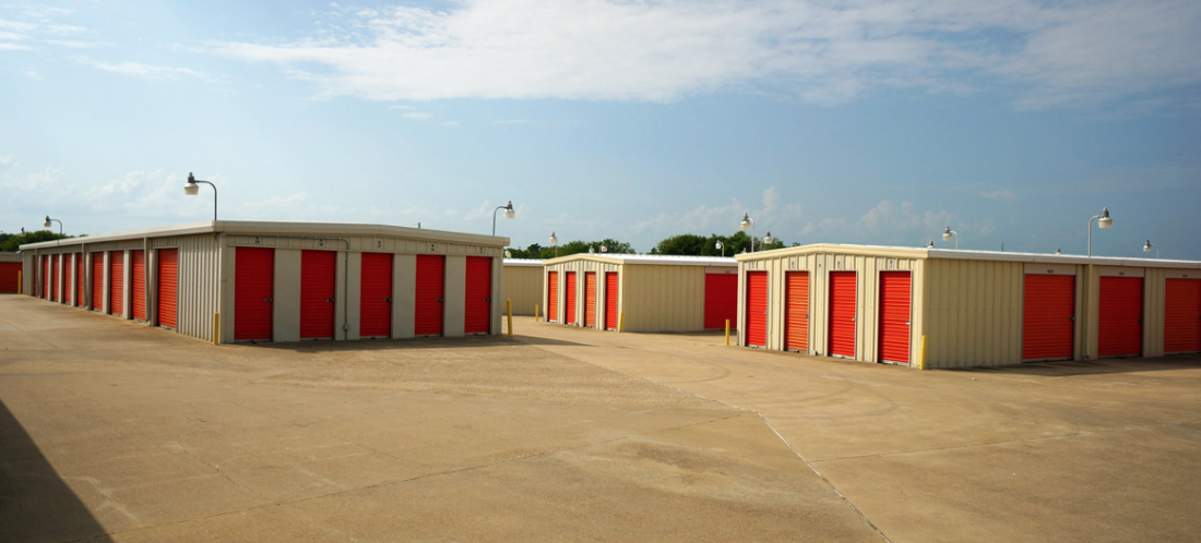 Safe and Secure Self Storage