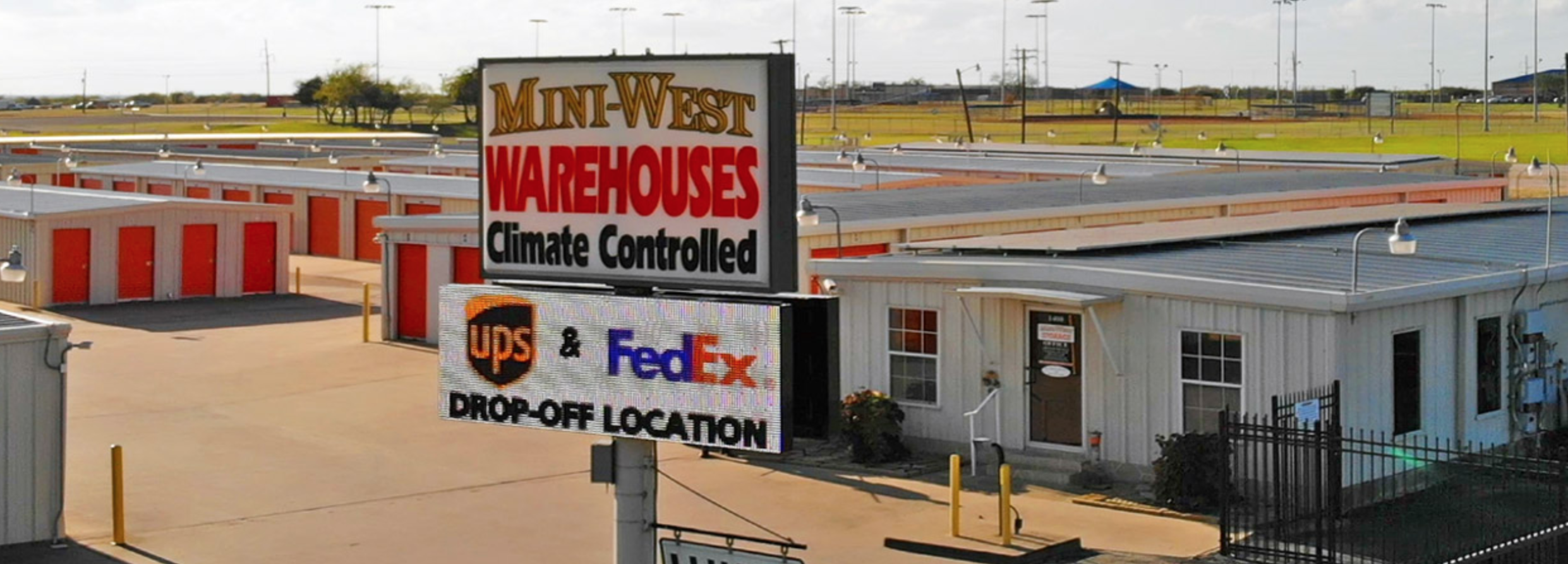 Mini West Self Storage