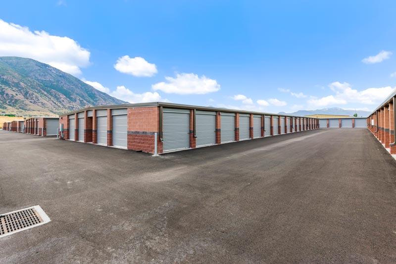 Self Storage Units in Provo, UT