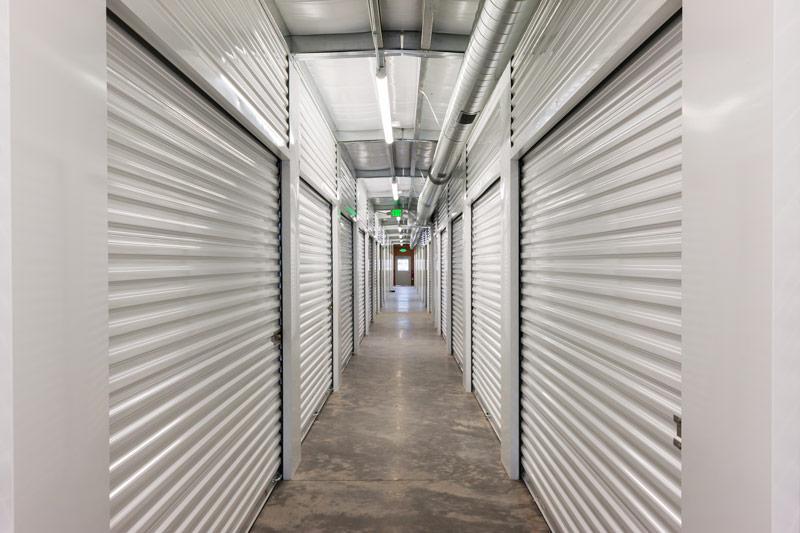 Interior Self Storage in Provo, UT