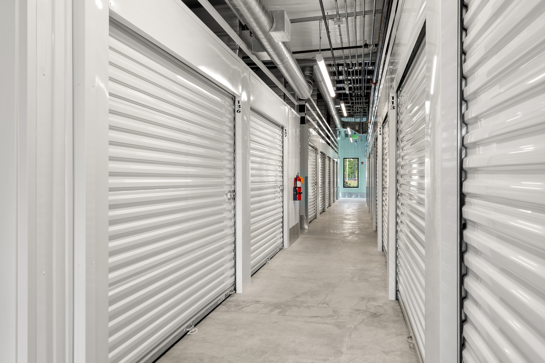 Pride Storage Solutions Hallway