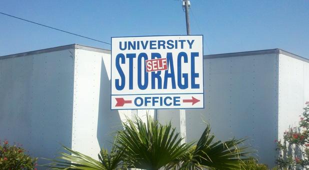 university self storage in Sarasota, FL
