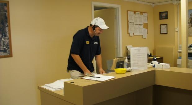 friendly office staff Sarasota, FL