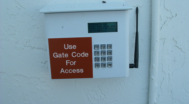 keypad secure entry Sarasota, FL