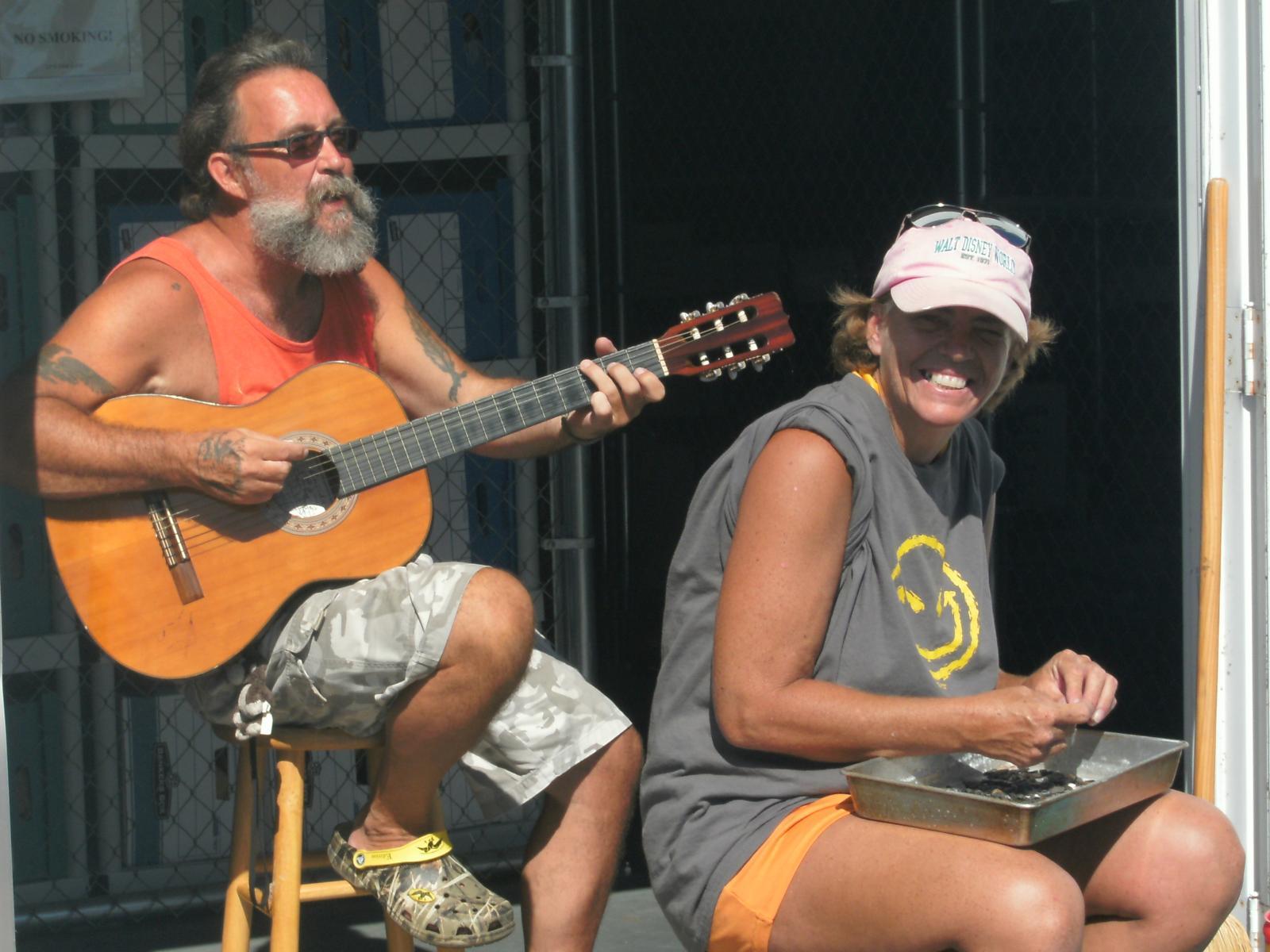 entertainment at event Sarasota, FL