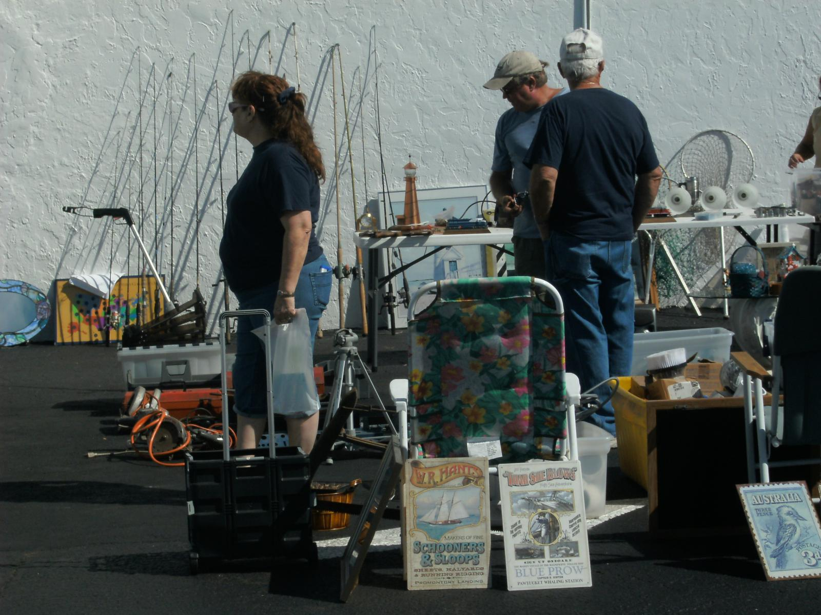 lots of items for sale at community event! Sarasota, FL