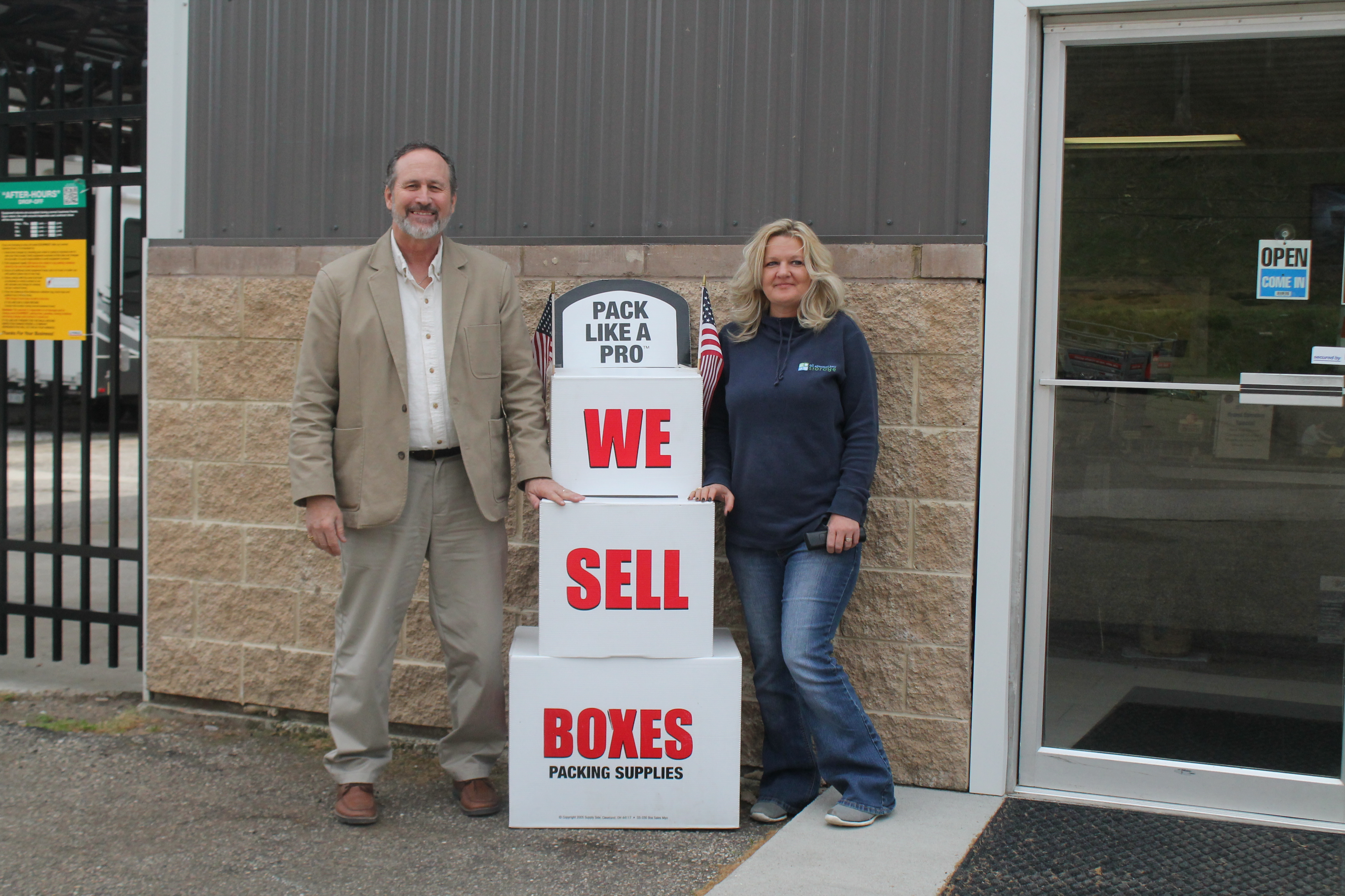 We Sell Boxes