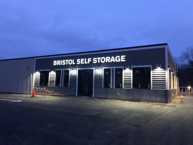 Bristol Self Storage front office