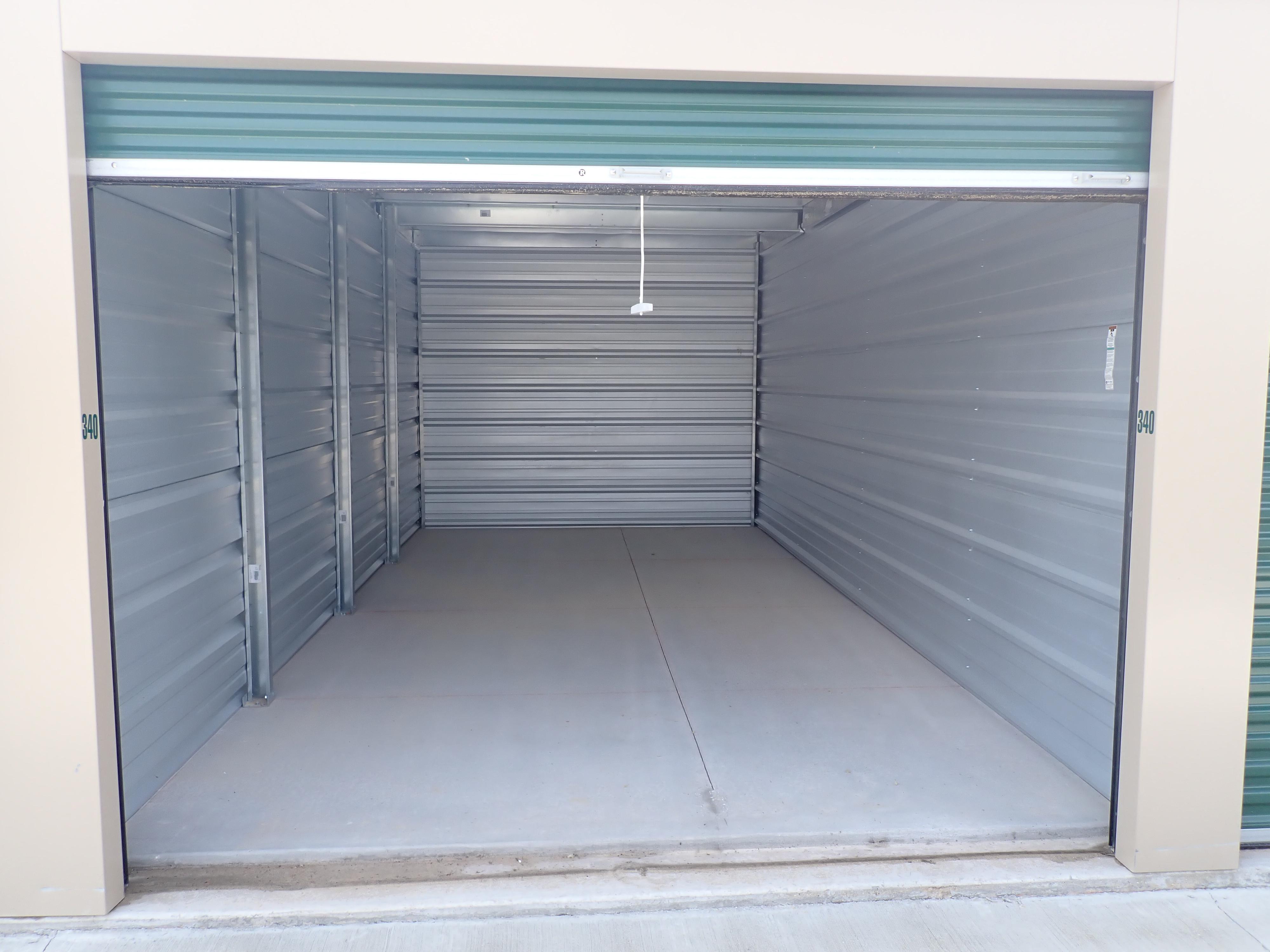 Clean drive up storage units in Manistee, MI