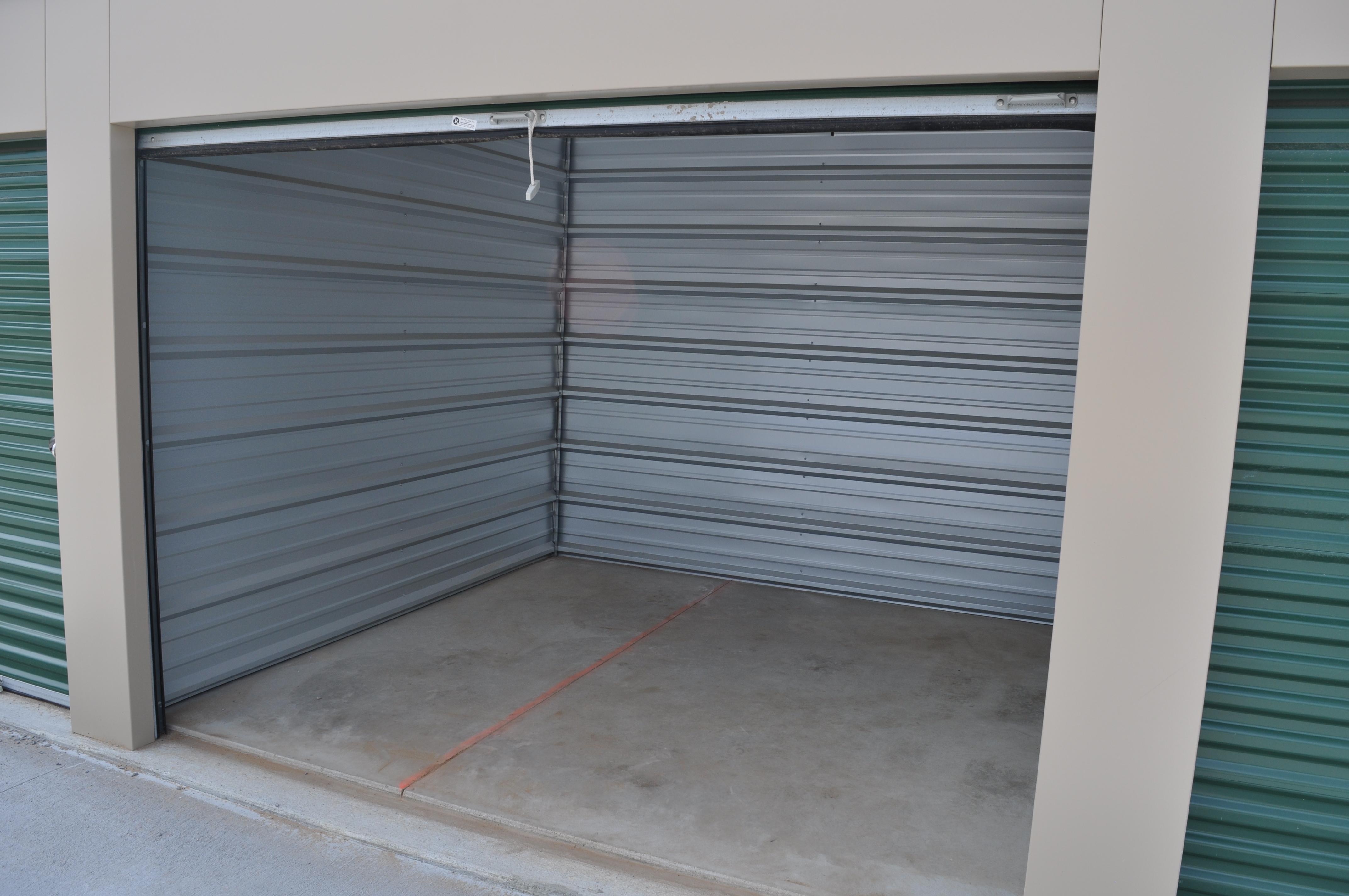 Spacious drive up storage units in Ludington, MI