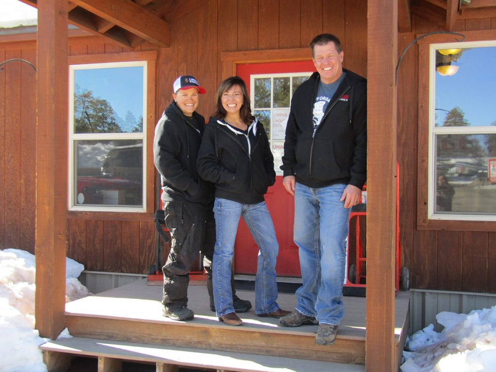 The Storage Experts at A Affordable Storage in Pagosa Springs