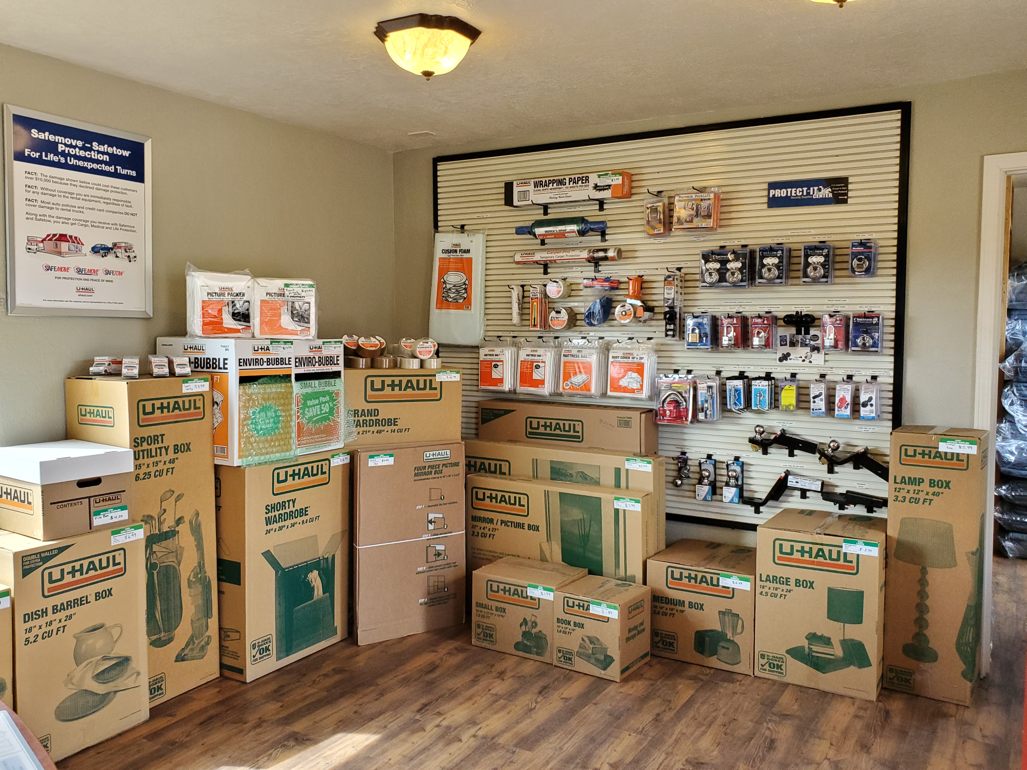 Boxes & Moving Supplies Sold in Pagosa Springs, CO