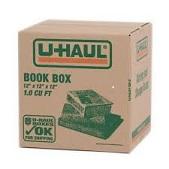 uhaul book box