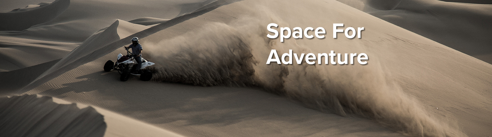 Space For Adventure