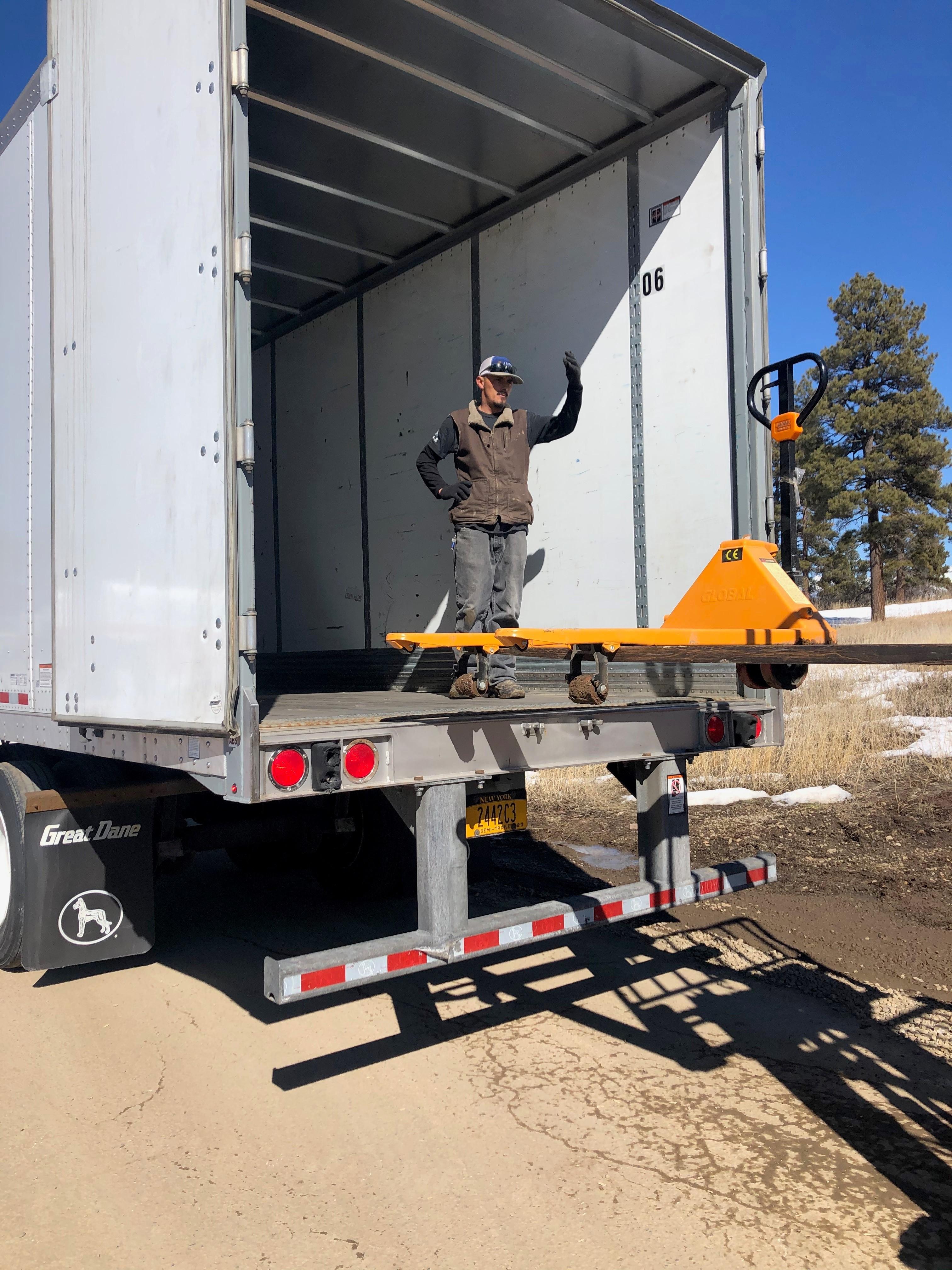 UBOX MOVING HELP