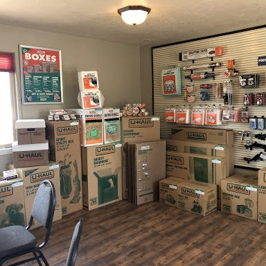 Boxes & Supplies Sold Onsite at A-Affordable Storage