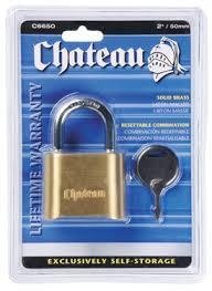 changeable lock