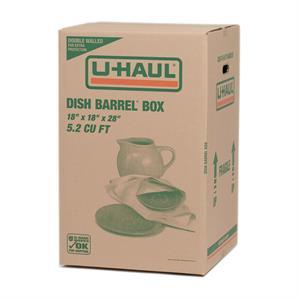 Dish Barrel