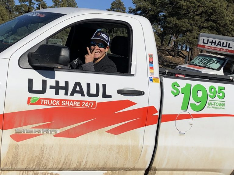 Pagosa Springs, CO U-Haul Truck Rentals