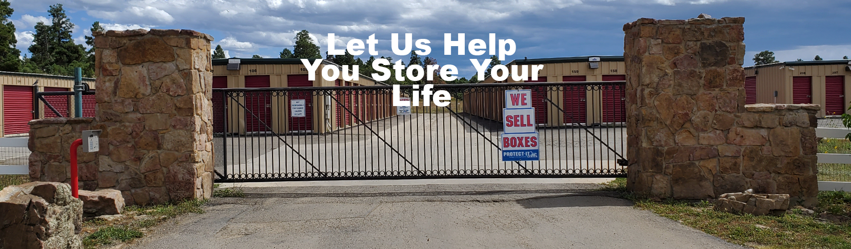 Affordable Mini Storage and Portable Storage in Pagosa Springs, CO