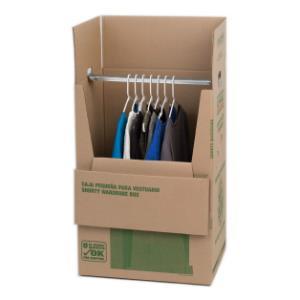 Shorty Wardrobe Box