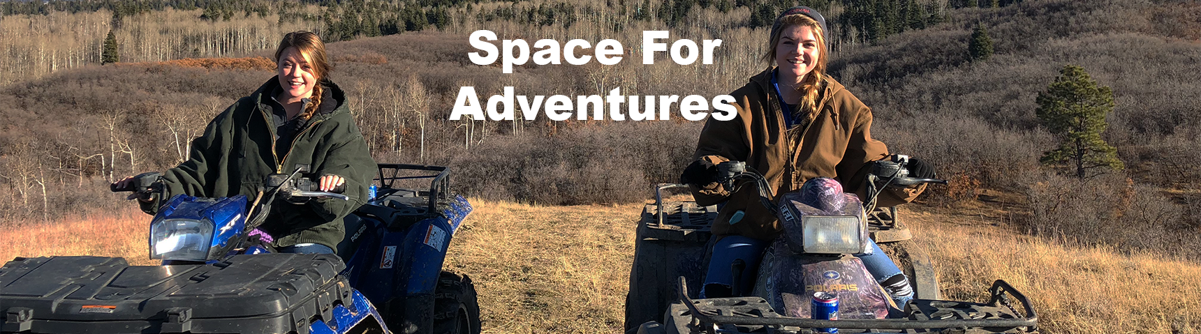 Space for your RV, ATV, and Vehicles