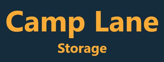 Camp Lane Storage Logo