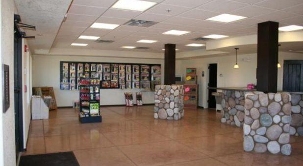 Cashway Mini Warehouses Office