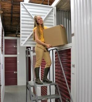 Storage in Brookline, MA