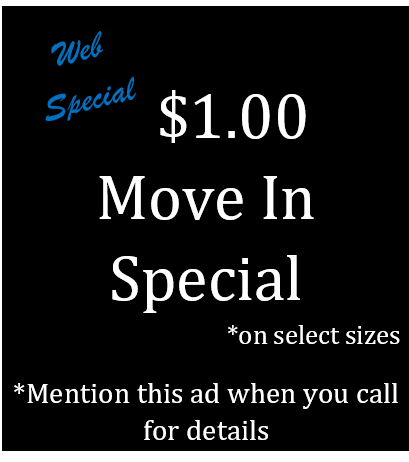 $1 Move in Special